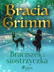 okładka Braciszek i siostrzyczka, Ebook | Bracia Grimm