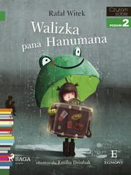 okładka Walizka pana Hanumana, Ebook | Rafał Witek