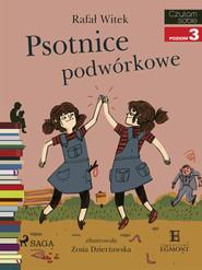 okładka Psotnice podwórkowe, Ebook | Rafał Witek