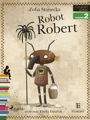 okładka Robot Robert, Ebook   Zofia Stanecka