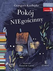 okładka Pokój NIEgościnny, Ebook | Grzegorz Kasdepke