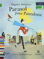 okładka Parasol pana Pantalona, Ebook | Dmitroca Zbigniew