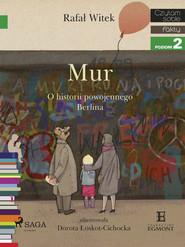 okładka Mur, Ebook | Rafał Witek