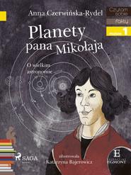 okładka Planety Pana Mikołaja, Ebook | Czerwińska-Rydel Anna