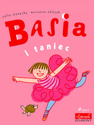 okładka Basia i taniec, Ebook   Zofia Stanecka