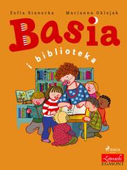 okładka Basia i biblioteka, Ebook   Zofia Stanecka
