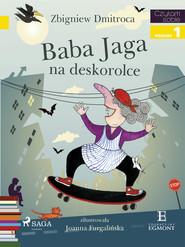okładka Baba Jaga na deskorolce, Ebook | Dmitroca Zbigniew