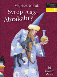 okładka Syrop maga Abrakabry, Ebook   Wojciech Widłak