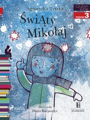 okładka Świąty Mikołaj, Ebook | Agnieszka Tyszka