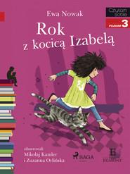 okładka Rok z kocicą Izabelą, Ebook | Ewa Nowak