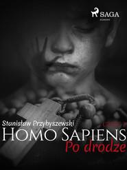 okładka Homo Sapiens 2: Po drodze, Ebook | Stanisław Przybyszewski