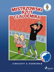 okładka FCK Mini - Mistrzowski rzut Claudemira, Ebook | Zimakoff Daniel