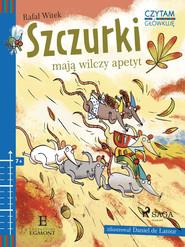 okładka Szczurki mają wilczy apetyt, Ebook | Rafał Witek
