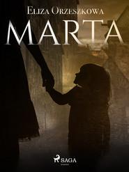 okładka Marta, Ebook | Eliza Orzeszkowa