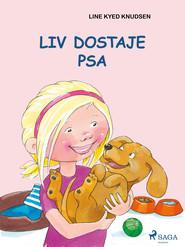 okładka Liv i Emma: Liv dostaje psa, Ebook | Line Kyed Knudsen