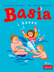 okładka Basia i basen, Ebook   Zofia Stanecka