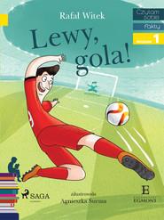 okładka Lewy - Gola!, Ebook | Rafał Witek