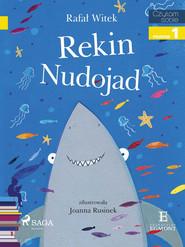 okładka Rekin nudojad, Ebook | Rafał Witek