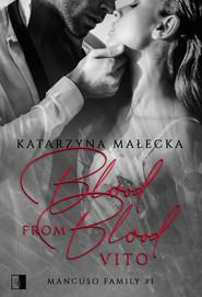 okładka Blood from Blood, Ebook | Katarzyna Małecka