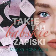 okładka Takie tam babskie zapiski, Audiobook | Monika Hołyk Arora
