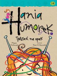 okładka Hania Humorek. Tydzień na opak, Ebook | Megan McDonald