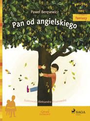 okładka Pan od angielskiego, Ebook | Paweł Beręsewicz