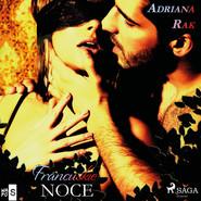 okładka Francuskie noce, Audiobook | Adriana  Rak