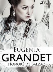 okładka Eugenia Grandet, Ebook | Honoré  de Balzac