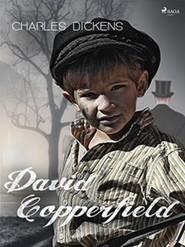 okładka David Copperfield, Ebook | Charles Dickens