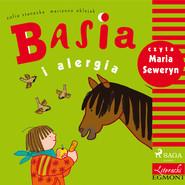 okładka Basia i alergia, Audiobook   Zofia Stanecka
