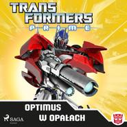 okładka Transformers – PRIME – Optimus w opałach, Audiobook | – Transformers
