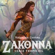 okładka Zakonna, Audiobook | Małgorzata Lisińska