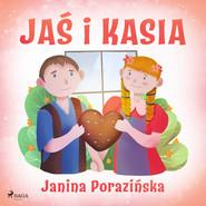 okładka Jaś i Kasia, Audiobook   Janina Porazinska