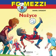 okładka FC Mezzi 3 - Nożyce, Audiobook | Zimakoff Daniel