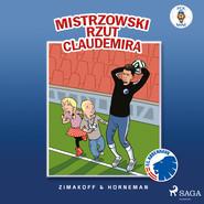 okładka FCK Mini - Mistrzowski rzut Claudemira, Audiobook | Zimakoff Daniel