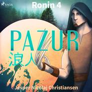 okładka Ronin 4 - Pazur, Audiobook | Jesper Nicolaj Christiansen