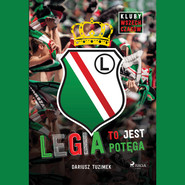 okładka Legia to jest potęga, Audiobook | Tuzimek Dariusz