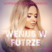 okładka Wenus w futrze, Audiobook | Leopold Von Sacher-Masoch