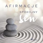okładka Afirmacje – Spokojny sen, Audiobook | - Maxx-Audio