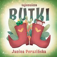 okładka Tajemnicze butki, Audiobook   Janina Porazinska
