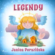 okładka Legendy, Audiobook   Janina Porazinska