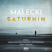 okładka Saturnin, Audiobook | Jakub Małecki