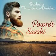 okładka Powrót Saszki, Audiobook | Barbara Nawrocka Dońska