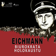 okładka Eichmann, Audiobook | Luigi Romolo Carrino