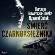 okładka Śmierć czarnoksiężnika, Audiobook | Barbara Nawrocka Dońska, Ryszard Doński