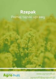 okładka Rzepak - Poznaj tajniki uprawy, Ebook | praca zbiorowa