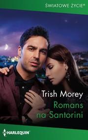 okładka Romans na Santorini, Ebook | Trish Morey