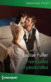 okładka Francuska arystokratka, Ebook | Louise Fuller