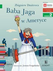 okładka Baba Jaga w Ameryce, Ebook | Dmitroca Zbigniew