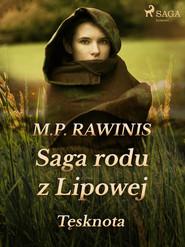 okładka Saga rodu z Lipowej 18: Tęsknota, Ebook | Marian Piotr Rawinis